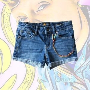 Girls Lucky Brand Denim Shorts